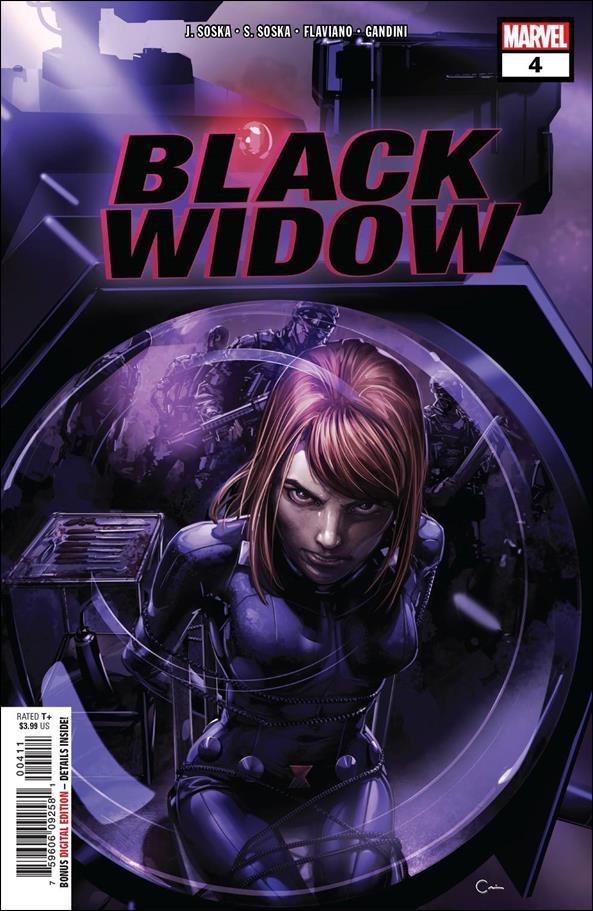 Black Widow (2019) 4-A by Marvel