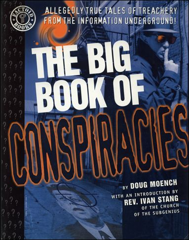 Big Book of Conspiracies nn-A by Paradox