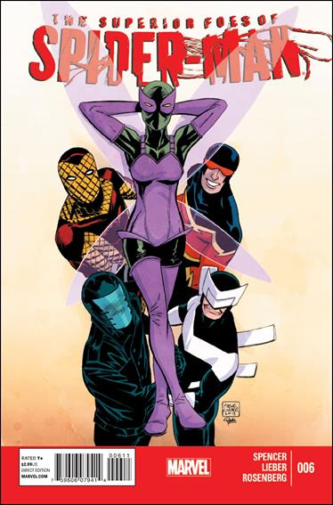 Superior Foes of Spider-Man 6-A by Marvel