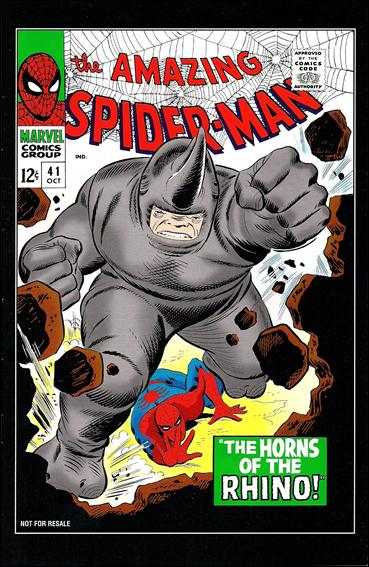 Amazing Spider-Man (1963) 41-C by Marvel