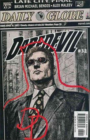 Daredevil (1998) 32-A