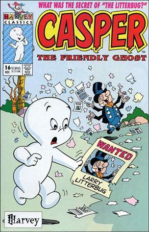 Casper the Friendly Ghost (1991) 16-A