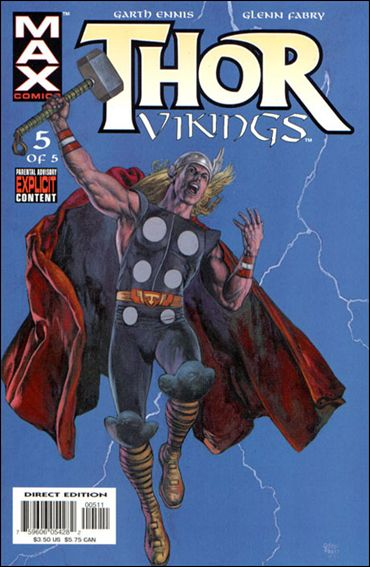 Thor: Vikings 5-A by Max