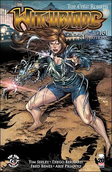 Witchblade 161-B by Top Cow