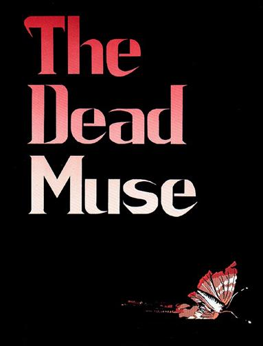 Dead Muse 1-A by Fantagraphics