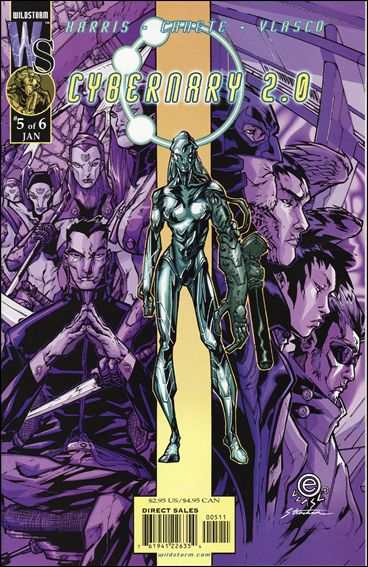 Cybernary 2.0 5-A by WildStorm