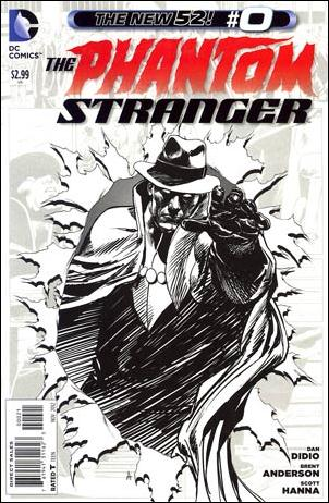 Phantom Stranger (2012) 0-B by DC