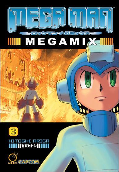 Mega Man Megamix 3-A by Udon