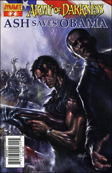 Army of Darkness: Ash Saves Obama 2-B by Dynamite Entertainment