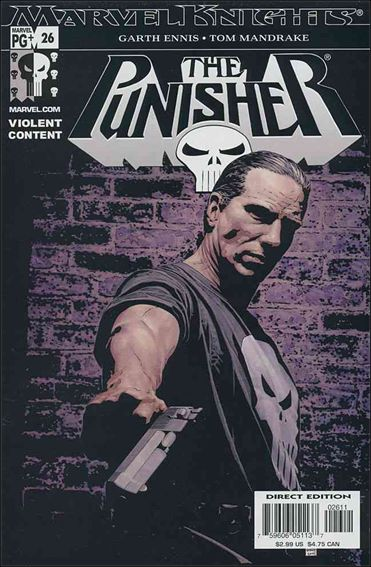 Punisher (2001) 26-A by Marvel