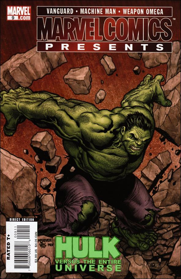 Marvel Comics Presents (2007) 9-A by Marvel