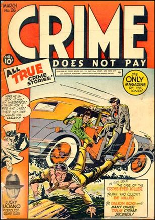 Crime Does not Pay 26-A