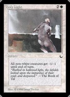 Magic the Gathering: The Dark (Base Set)10-A by Wizards of the Coast