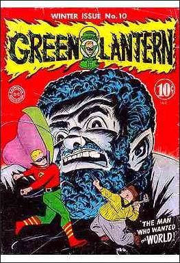 Green Lantern (1941) 10-A by DC