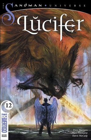 Lucifer (2018) 12-A