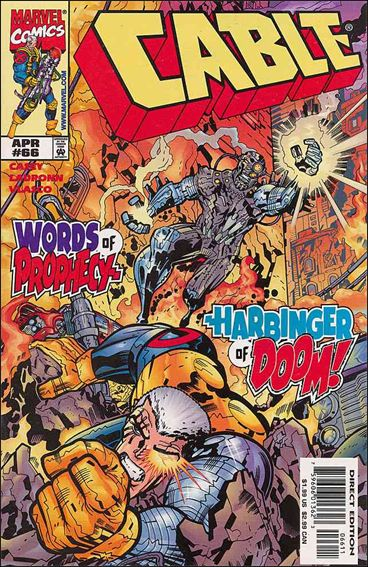 Cable (1993) 66-A by Marvel