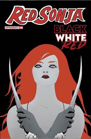 Red Sonja: Black White Red 4-C