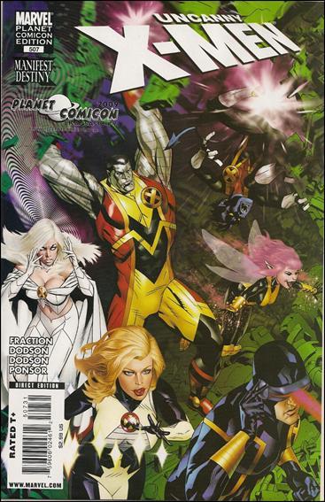 Uncanny X-Men (1981) 507-C by Marvel