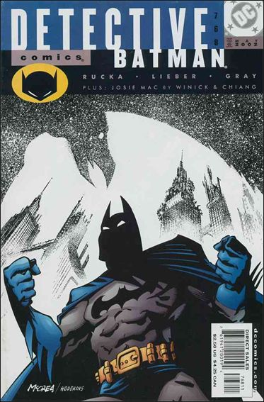 Detective Comics (1937) 768-A by DC