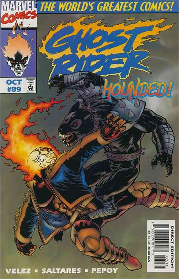 Ghost Rider (1990) 89-A by Marvel