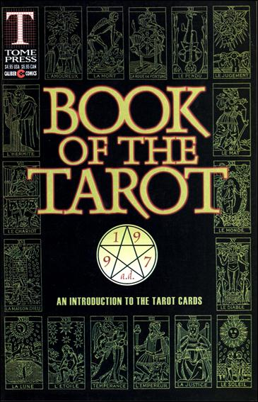 Book of the Tarot 1-B by Tome