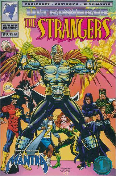 Strangers (1993) 13-A by Malibu