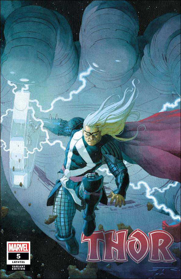 Thor (2020) 5-C by Marvel