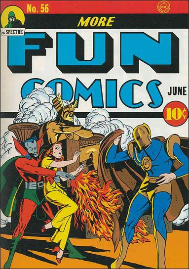 More Fun Comics 56-A by DC