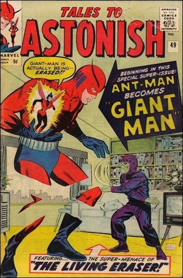 Tales to Astonish (1959) 49-B by Marvel
