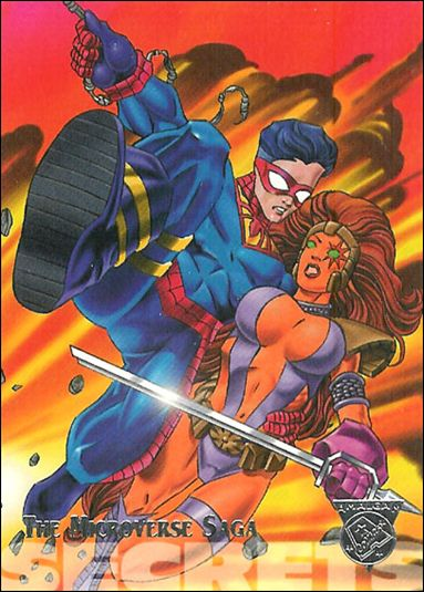 Amalgam Comics (Base Set) 42-A by Fleer/SkyBox