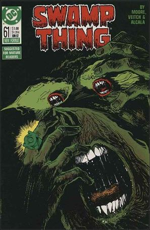 Swamp Thing (1986) 61-A