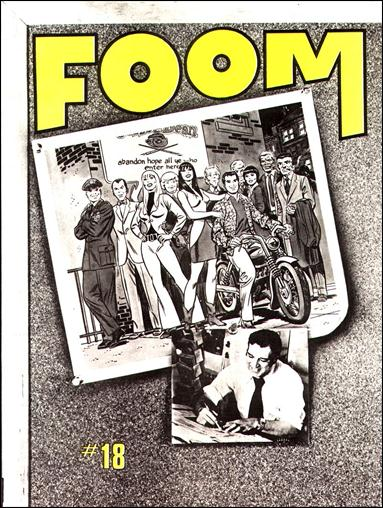 FOOM Magazine 18-A by Marvel