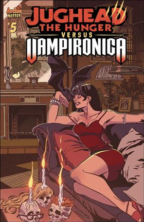 Jughead the Hunger Versus Vampironica 5-A