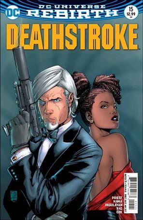 Deathstroke (2016) 15-B