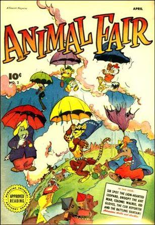 Animal Fair 2-A