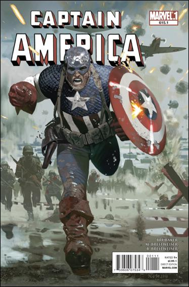 Captain America (1968) 615.1-A by Marvel