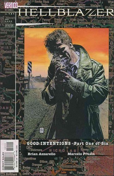 Hellblazer 151-A by Vertigo