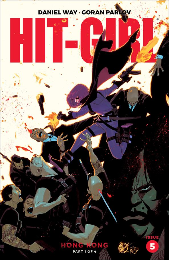 Hit-Girl Season Two 5-C by Image