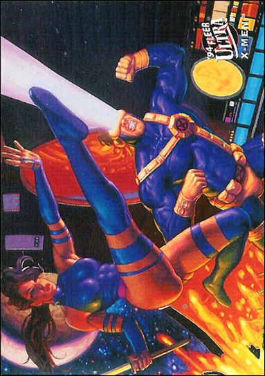 1994 Fleer Ultra X-Men (Team Portrait Subset) 2-A by Fleer