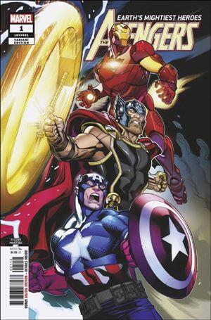 Avengers (2018/07) 1-I