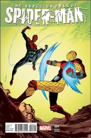 Superior Foes of Spider-Man 4-B