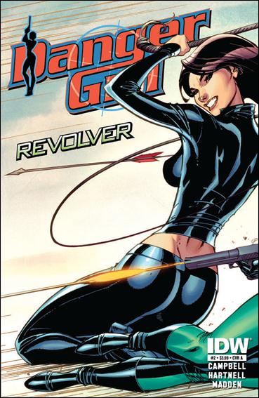 Danger Girl: Revolver 2-A by IDW