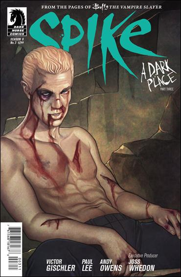 Spike (2012) 3-A by Dark Horse