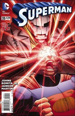 Superman (2011) 35-A
