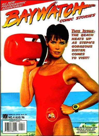 Baywatch Comic Stories 4-A by Armada