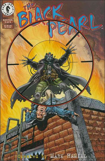 Black Pearl (1996) 5-A by Dark Horse