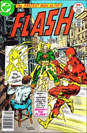 Flash (1959) 248-A by DC