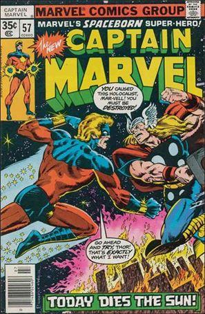 Captain Marvel (1968) 57-A