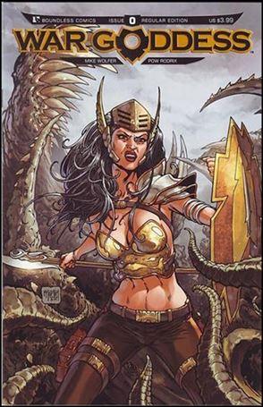 War Goddess 0-A