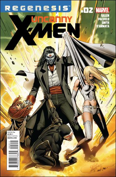 Uncanny X-Men (2012) 2-A by Marvel